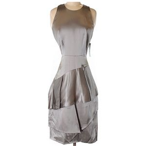 Silk Cocktail Dress by Laundry-NWT